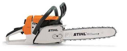 Бензопилы электропилы высоторезы  STIHL