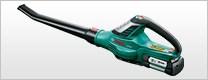 Пылесос / воздуходувка для уборки листвы