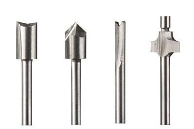 Насадки для фрезерования (быстрорежущая сталь)