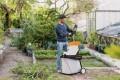 Измельчители веток садовые
