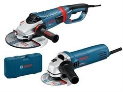 Bosch Угловые шлифмашины GWS 24-230 LVI + GWS 850 CE АКЦИЯ!!! в чемодане 0615990cz8