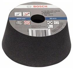 Bosch Чашечный шлифкруг, конусный, по камню/бетону 90 mm, 110 mm, 55 mm, 60 [1608600241]