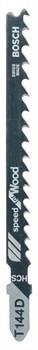 Пильное полотно Bosch T 144 D Speed for Wood [2608630040]