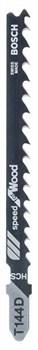 Пильное полотно Bosch T 144 D Speed for Wood [2608630560]