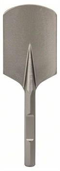 Лопаточное зубило, шестигранный патрон Bosch O 28 мм 400 x 135 mm [1618662000]
