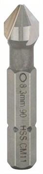 """Конусные зенкеры 8,3 mm, Bosch M 4, 31 mm, 1/4"""" [2608596405]"""