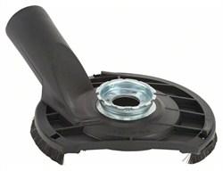 Bosch Вытяжной кожух с кольцевой щёткой 115/125 мм [2605510107]