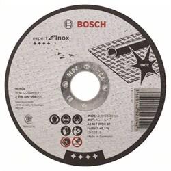 Отрезной круг, прямой, Bosch Expert for Inox AS 46 T INOX BF, 125 mm, 2,0 mm [2608600094]