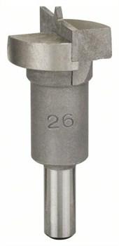 Bosch Твердосплавное сверло для петельных отверстий 26 x 56 mm, d 8 mm [2608596979]