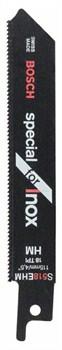 Пильное полотно Bosch S 518 EHM Special for Inox [2608650974]