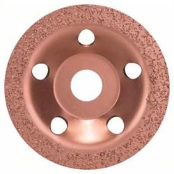 Bosch Твердосплавный чашечный шлифкруг 115 x 22,23 мм; мелкозерн., плоск. [2608600177]