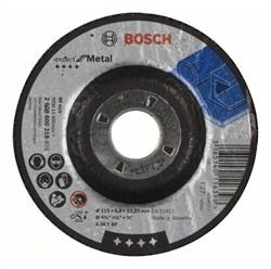 Обдирочный круг, выпуклый, Bosch Expert for Metal A 30 T BF, 115 mm, 6,0 mm [2608600218]