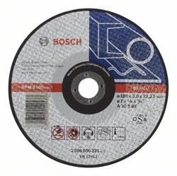 Отрезной круг, прямой, Bosch Expert for Metal A 30 S BF, 180 mm, 3,0 mm [2608600321]