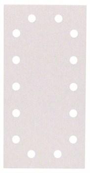 Bosch Набор из 10 шлифлистов 115 x 230 mm, 80 [2608605215]