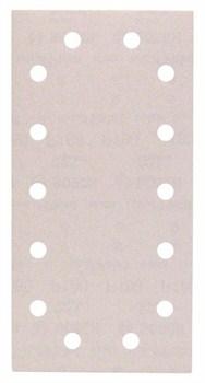 Bosch Набор из 10 шлифлистов 115 x 230 mm, 180 [2608605217]