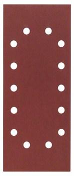 Bosch Набор из 10 шлифлистов 115 x 280 mm, 400 [2608605245]