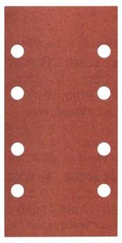 Bosch Набор из 10 шлифлистов 93 x 185 mm, 180 [2608605257]