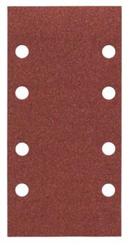 Bosch Набор из 10 шлифлистов 93 x 185 mm, 120 [2608605306]
