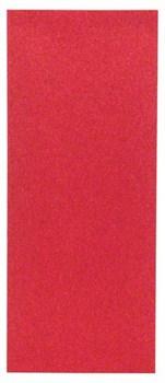 Bosch Набор из 10 шлифлистов 115 x 280 mm, 80 [2608605324]