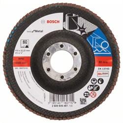 Bosch Лепестковый шлифкруг 115 мм, 22,23 мм, 60 [2608605451]