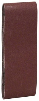 Bosch Набор из 3 шлифлент 75 x 457 mm, 100 [2608606035]