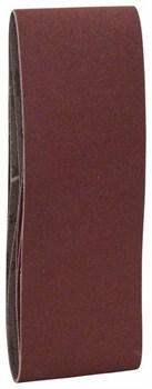 Bosch Набор из 3 шлифлент 75 x 457 mm, 120 [2608606036]