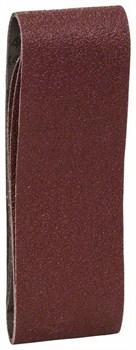 Bosch Набор из 3 шлифлент 75 x 480 mm, 40 [2608606042]