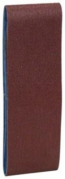 Bosch Набор из 3 шлифлент 75 x 480 mm, 60; 80; 100 [2608606059]