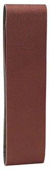 Bosch Набор из 3 шлифлент 75 x 610 mm, 120 [2608606093]