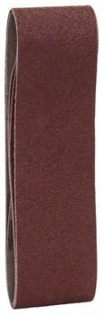 Bosch Набор из 3 шлифлент 40 x 305 mm, 80 [2608606207]