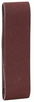 Bosch Набор из 3 шлифлент 40 x 305 mm, 120 [2608606208]