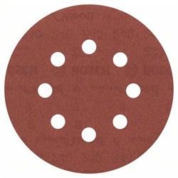 Bosch Шлифлист, в упаковке 5 шт. 125 mm, 240 [2608605645]