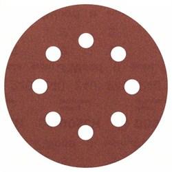 Bosch Шлифлист, в упаковке 5 шт. 115 mm, 240 [2608605657]