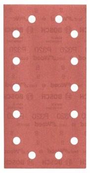 Bosch Набор из 10 шлифлистов 115 x 230 mm, 320 [2608605759]
