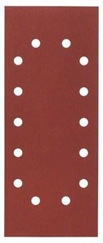 Bosch Набор из 10 шлифлистов 115 x 280 mm, 320 [2608606711]