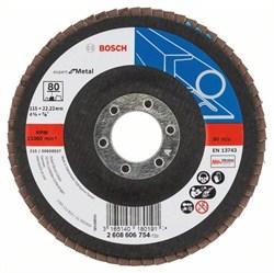 Bosch Лепестковый шлифкруг 115 мм, 22,23 мм, 80 [2608606754]