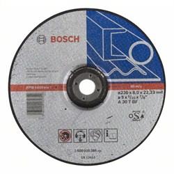 Обдирочный круг, выпуклый, Bosch Expert for Metal A 30 T BF, 230 mm, 8,0 mm [2608600386]