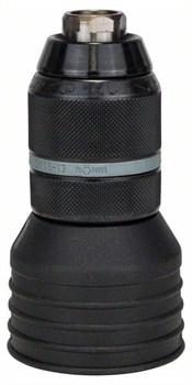 Быстрозажимной сверлильный патрон с переходником 1,5-13 мм, Bosch SDS-plus [2607001316]