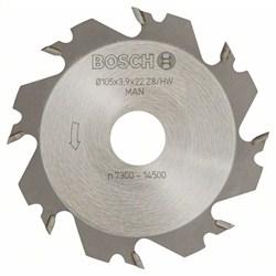 Bosch Дисковые фрезы 8, 22 мм, 4 мм [3608641013]