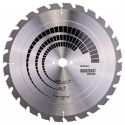 Пильный диск Bosch Construct Wood 400 x 30 x 3,5 mm, 28 [2608640693]