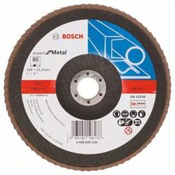Bosch Лепестковый шлифкруг 180 мм, 22,23 мм, 80 [2608606938]