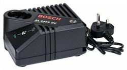 Стандартное зарядное устройство Bosch AL 2425 DV 2,5 A, 230 V, EU [2607224428]