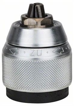 """Bosch Быстрозажимной сверлильный патрон, хромированный 1,5-13 мм, 1/2"""" - 20 [2608572149]"""