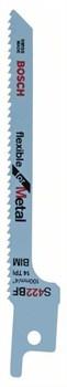 Пильное полотно Bosch S 422 BF Flexible for Metal [2608656268]