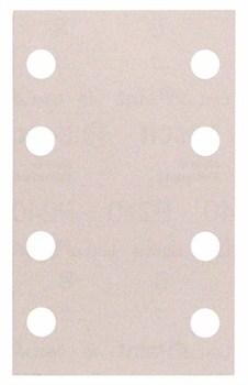 Bosch Набор из 10 шлифлистов 80 x 133 mm, 240 [2608607226]