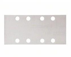 Bosch Набор из 10 шлифлистов 80 x 133 mm, 320 [2608607227]