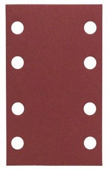 Bosch Набор из 10 шлифлистов 80 x 133 mm, 320 [2608607235]