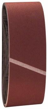 Bosch Набор из 10 шлифлент 100 x 610 mm, 120 [2608607263]