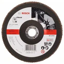 Bosch Лепестковый шлифкруг 180 мм, 22,23 мм, 60 [2608607331]