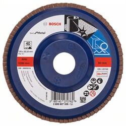 Bosch Лепестковый шлифкруг 125 мм, 22,23 мм, 40 [2608607338]